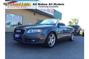 2007 Audi A4 2.0T WILL BE SOLD AT AUCTION TO THE HIGHEST BIDDER