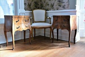 Antique French Night Tables - free delivery