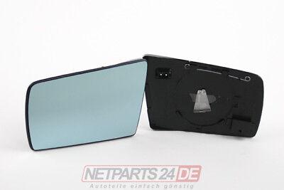 Außenspiegelersatzglas Spiegelglas links Mercedes W210 E-Klasse 06/95-06/99  Neu