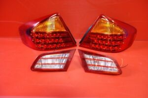 JDM Infiniti G35 Sedan OEM Tail lights Lamps Left & Right PV35
