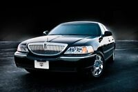 Peterborough Pearson Airport Limo