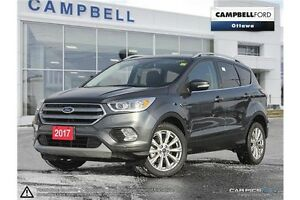 2017 Ford Escape Titanium ONLY 1 AT THIS PRICE