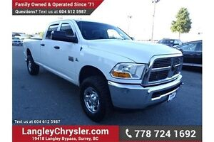 2011 Dodge Ram 3500 SLT W/POWER GROUP & A/C