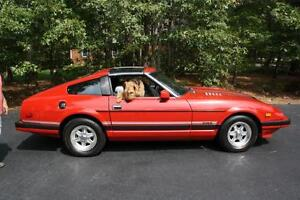 Looking for a 1982-1983 Datsun 280zx T-top!