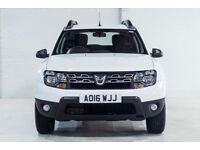 Dacia DUSTER AMBIANCE DCI (white) 2016