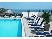 Bournemouth Marriott Health Spa Pass Ticket For 2 People Valid Any Day Until June 2018