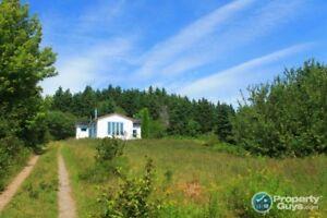 49 acres, Hillside retreat, summer cottage or year round home!