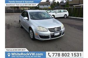 2006 Volkswagen Jetta TDI NO ACCIDENTS, ONE OWNER
