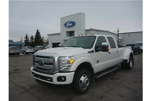 2016 Ford F-350 Lariat PLATINUM DUALLY! PST PAID!!