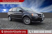 2014 Dodge Grand Caravan SE/SXT w/- 7 Passenger Stow N Go Seats