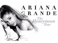 2x Tickets to Ariana Grande Concert in O2 Arena May 25th