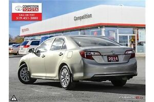 2014 Toyota Camry LE London Ontario image 4
