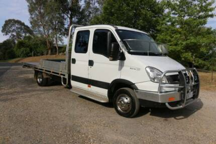 2010 Iveco Eco Daily 50C18
