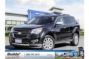 2011 Chevrolet Equinox 2LT Safety & E-Tested