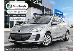2012 Mazda 3 GS-SKY GS HATCH |AUTO, ALLOYS, SNOWS