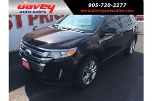 2013 Ford Edge SEL AWD, SUNROOF, NAVIGATION,