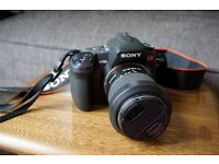 Sony DSLR-A350 Camera (18-70 Lens)