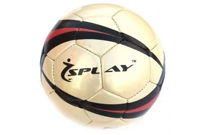 All Weather Leather Football - Splay Purlo Floresant PU Football pu leather durable all weather ball club MATCH