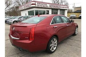 2013 Cadillac ATS 3.6L Luxury Luxury !! AWD !! CLEAN CAR-PROO... Kitchener / Waterloo Kitchener Area image 6