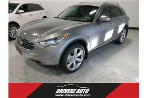 2010 Infiniti FX50  Premium NAV, BLUETOOTH, SUNROOF, AWD