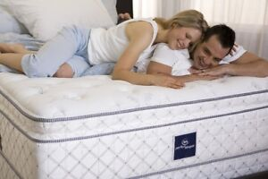 BLOWOUT PRICING on Serta or Simmons Mattresses!