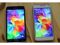 like brand new use condition Samsung galaxy S5 16gb factory Unlocked boxed