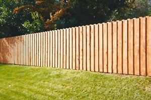 LOOKING FOR FENCING TO DO OUR YARD !