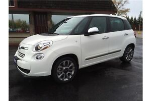 2015 Fiat 500L Lounge Loaded!