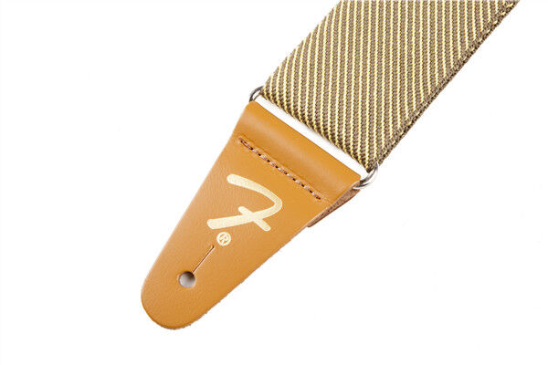 "Genuine Fender® 2"" Vintage Tweed Guitar Strap 099-0687-000"