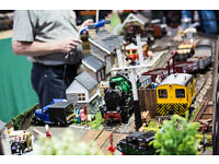 The Midlands Garden Rail Show - Large Scale Model Rail 2017