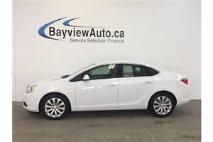 2014 Buick VERANO - ALLOYS! LEATHER TRIM! A/C! ON STAR! CRUISE!