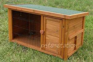 Single Storey Wooden Rabbit Hutch - Brand New Osborne Port Adelaide Area Preview