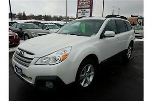 2013 Subaru Outback 2.5i Limited Package 2.5i Limited Package... Kitchener / Waterloo Kitchener Area image 1