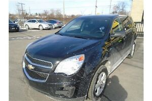 "2013 Chevrolet Equinox ""AWD"" GUARANTEED FINANCING BE APPROVED!!"