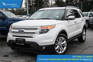 2011 Ford Explorer Limited Navigation, Sunroof, and Heated Seats