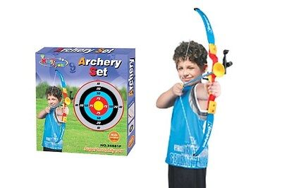 Amazing Super Archery, Super Toxophily Set, With Infrared , King Sport-auction