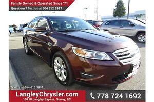 2010 Ford Taurus SEL w/ Heated Seats & Dual Zone Climate