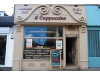 Cafe Supervisor Required
