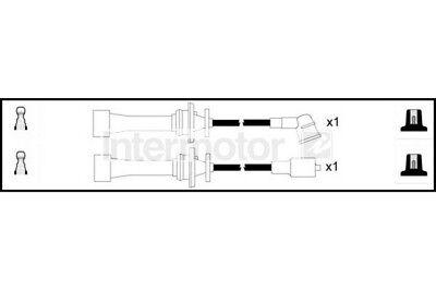 vitesse Intermotor; 51630 Pédale de commutateurs et capteurs Triumph Herald