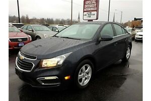 2016 Chevrolet Cruze Limited 2LT 2LT !! LEATHER !!! SUNROOF !!!