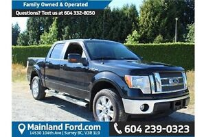 2010 Ford F-150 LOCAL, LEATHER, HEATED/COOL SEATS