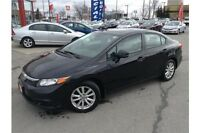 2012 HONDA CIVIC EX - SUNROOF - CLEAN - CERTIFIED PREOWNED