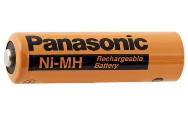 24-Pack AA NiMH Panasonic 2000 mAh Low Discharge Batteries