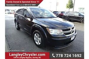 2013 Dodge Journey CVP/SE Plus W/POWER GROUP & A/C