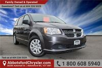 2015 Dodge Grand Caravan SE/SXT w/- Maintained Here!