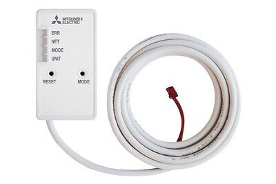 Mitsubishi air source/Ecodan wifi interface.controll heating from smartphone!