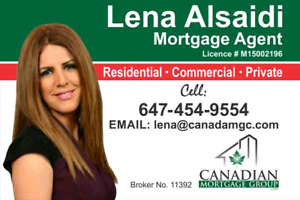1st Time Home Buyers, Refinance, Home Equity, private mortgage