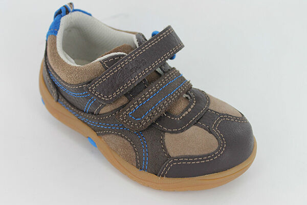 Clarks Ru Rocks FST Shoes for Boys
