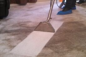 Unique carpet cleaning services. FROM £20