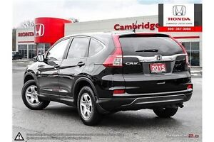 2015 Honda CR-V LX BLUETOOTH | REAR VIEW CAMERA WITH GUIDELIN... Cambridge Kitchener Area image 4